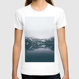 Alpine Lake Refletions T-shirt