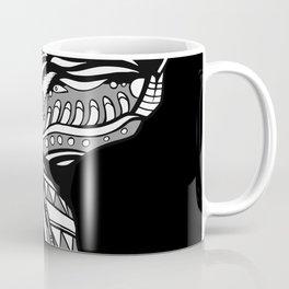 Huichol Aesthetic Art Mexico Coffee Mug