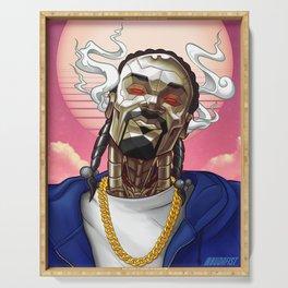 Snoop Bot Serving Tray