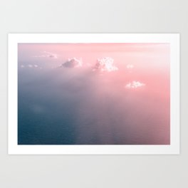 The Edge of Tomorrow Art Print