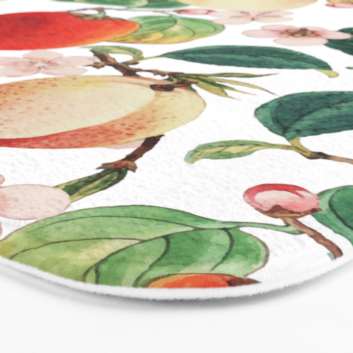 Fruity Summer #society6 #decor #buyart Bath Mat