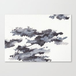 clouds_november Canvas Print