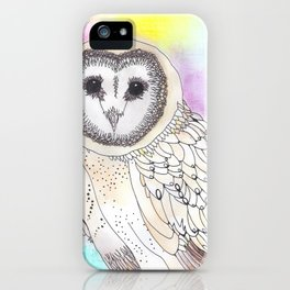 Slow Was My Heart iPhone Case