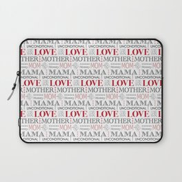 Mother's Day Love Laptop Sleeve