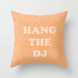 The best of (Panic-The Smiths) Throw Pillow