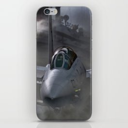 Carrier Breath iPhone Skin