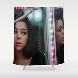 katya Shower Curtain