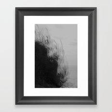 moving tree Framed Art Print