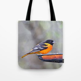 Oranges for the Oriole Tote Bag