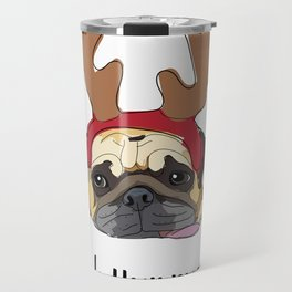 Bah Humpug Travel Mug