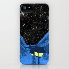 Life on the outside iPhone Case