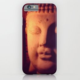 Seeking Peace iPhone Case