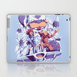 From the valley of the wind Laptop & iPad Skin