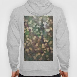 Magical Lights Gold Dots Hoody