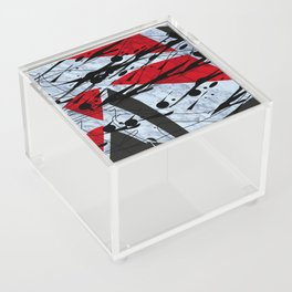 Zick Zack I Acrylic Box
