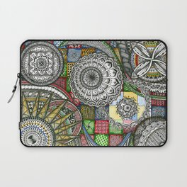 The Patterns Laptop Sleeve