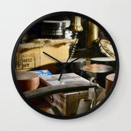 Vintage Knick Knacks 1 Wall Clock