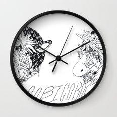 boobicorn Wall Clock