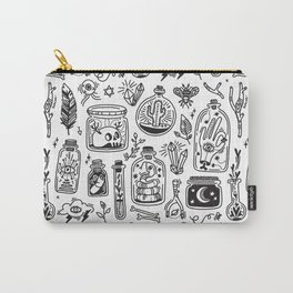 The Tiny Witch Gallery Carry-All Pouch