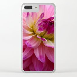 Forever Beautiful Clear iPhone Case