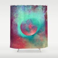 justin timberlake Shower Curtains featuring α Aurigae by Nireth