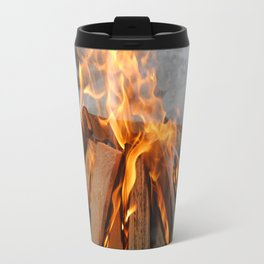 Bonfire Travel Mug