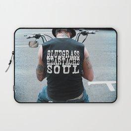 Bluegrass Heartache Soul Laptop Sleeve