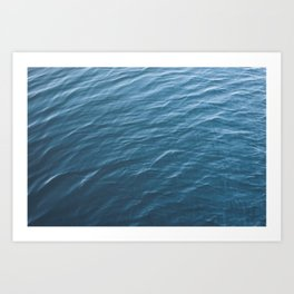 undulation Art Print