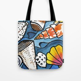 Lots of Lovely Shells  Tote Bag