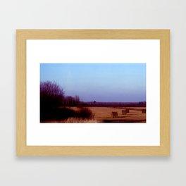 Reservation : of Heritage II Framed Art Print
