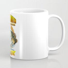 Bucket Mouth Bass Beer Coffee Mug