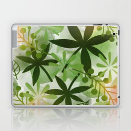 Peaches and Greens Laptop & iPad Skin