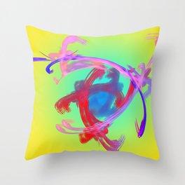 Magic Love Throw Pillow