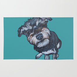 Benji the Schnoodle Rug