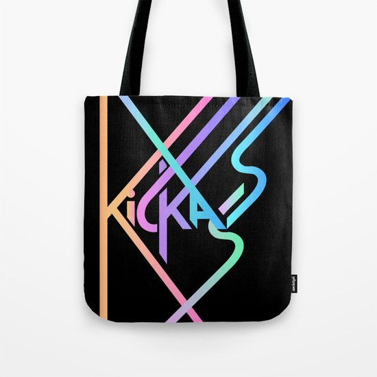 Kickass III Tote Bag