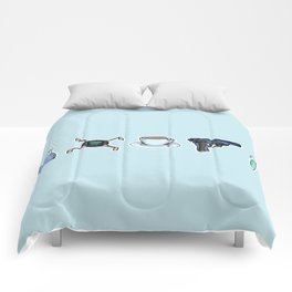 FitzSimmons Objects Comforters