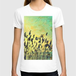 ears abstract T-shirt
