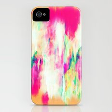 Electric Haze iPhone (4, 4s) Slim Case