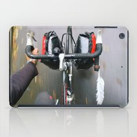 cycling iPad Cases featuring Cycling #2 by A. Serdyuk