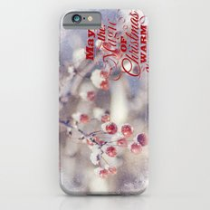 Frosted Christmas iPhone 6s Slim Case