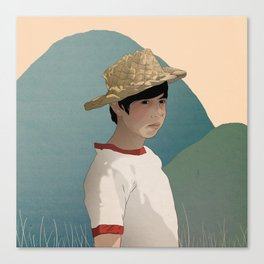 Chobi I Canvas Print