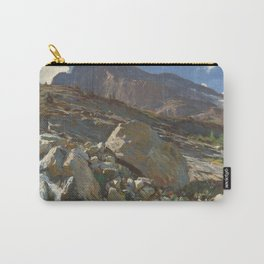 John Singer Sargent Simplon Pass 1911 Painting Carry-All Pouch