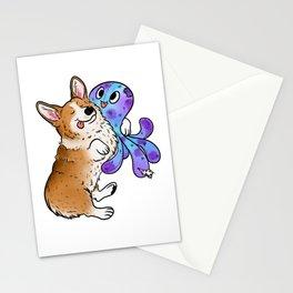 Snuggle Buddy Stationery Cards