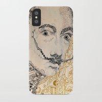 dali iPhone & iPod Cases featuring Dali by Gribouilliz