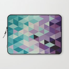 Triangles are my favourite shape Laptop Sleeve