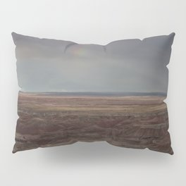 Desert Rainbow Pillow Sham