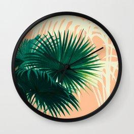 Tropic 01 Wall Clock