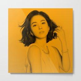 Hye kyo song - Celebrity Metal Print