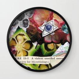 Snotion Wall Clock