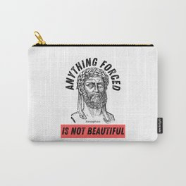 XENOPHON PHILOSOPHY QUOTE Carry-All Pouch